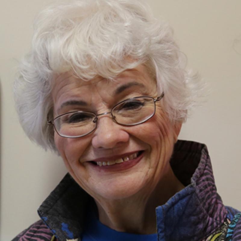 Mary Lindsay Dickinson