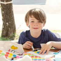 Imagination Playground, Wheel of Wonder, Bookmaking, and Snowflake Fun