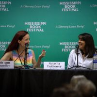 Poet Laureates: Natasha Trethewey with Beth Ann Fennelly