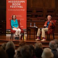 Richard Ford with Joyce Carol Oates