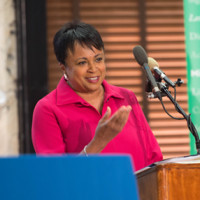 Festival Kick-Off with Dr. Carla Hayden, Librarian of Congress