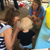 Imagination Playground, Wheel of Wonder, Bookmaking, and Snowflake Fun
